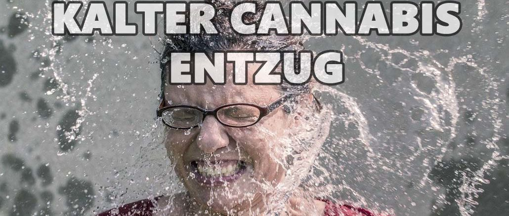 kalter cannabis entzug