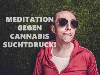 meditation gegen cannabis suchtdruck
