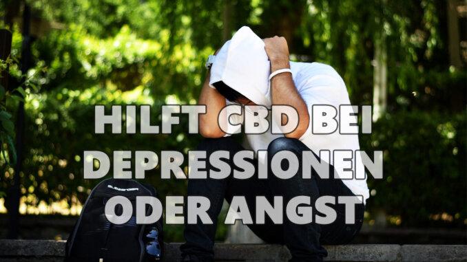 hilft cbd bei depressionen